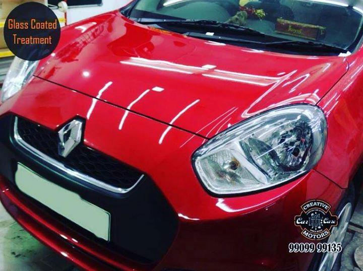 No matter what the elements of nature throw at your car, you are sure to find the best paint protection technology used by us.  Get your car to the most experienced hands in car detailing.  Tel/Whatsapp : +91-99099 99135 or 079 26421200  Add :- 1&2, Ground Floor. Urvashi Complex, Mithakhali Cross roads, Navrangpura, Ahmedabad, India 380009