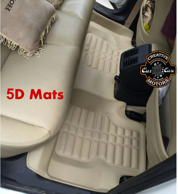 New 5-Dimension design #Mats fits the floor perfectly with raised edge, keep the #car's original floor carpet clean.Rich Leather Finish which gives plush look to the car. Makes the Car #interior more elegant and #dust free.  Tel/Whatsapp : +91-99099 99135 or 079 26421200  Add :- 1&2, Ground Floor. Urvashi Complex, Mithakhali Cross roads, Navrangpura, Ahmedabad, India 380009