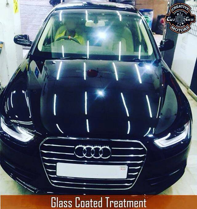 Get your #rides #coated with high level #detailing and #coating by 'Creative Motors' and save yourself from the