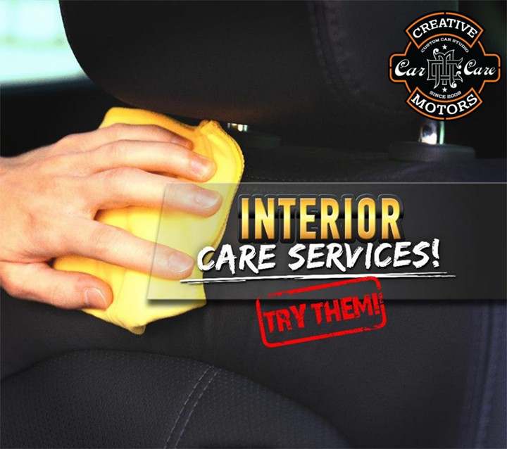 Spotless #interiors is our speciality! It is important to take care of your investment--inside and out! That is why 'Creative Motors' is proud to offer our clients the most amazing interior protection products and warranties available!  Tel/Whatsapp : +91-99099 99135 or 079 26421200  Add :- 1&2, Ground Floor. Urvashi Complex, Mithakhali Cross roads, Navrangpura, Ahmedabad, India 380009
