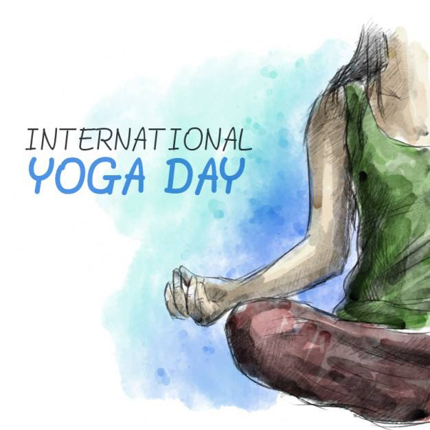 #YogaDay It's not just an essential part of our daily life, it's a life in itself.  #InternationalDayofYoga