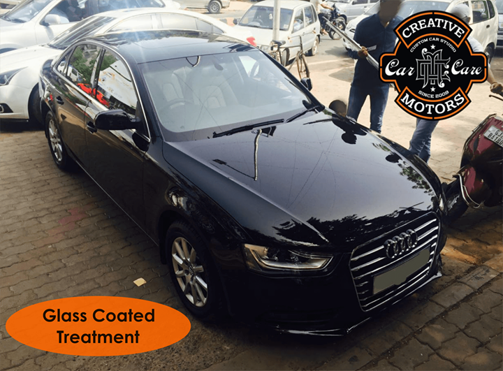 Keep your rides paint at its most pristine condition, leaving it spotless as it ages through time.  Get the real deal for