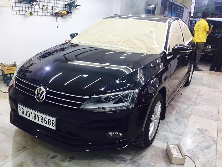 Glass Coated Ceramic   Volkswagon Jetta