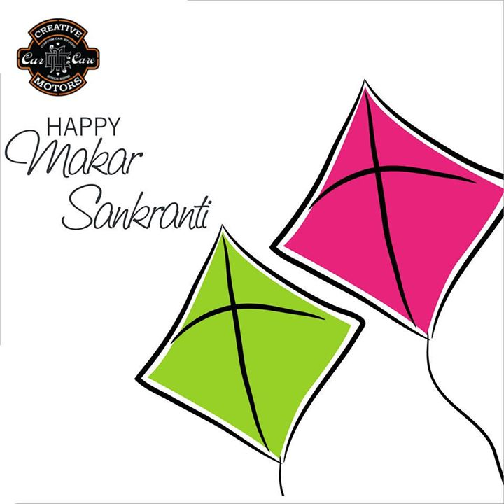 Creative Motors,  HappyMakarSankranti