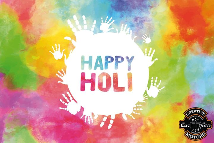 Holi Hai! Splash the गुलाल & go 'Gulabi'. Happy Holi to all our viewers! On the Auspicious day of Holi wishing you love, happiness and prosperity.