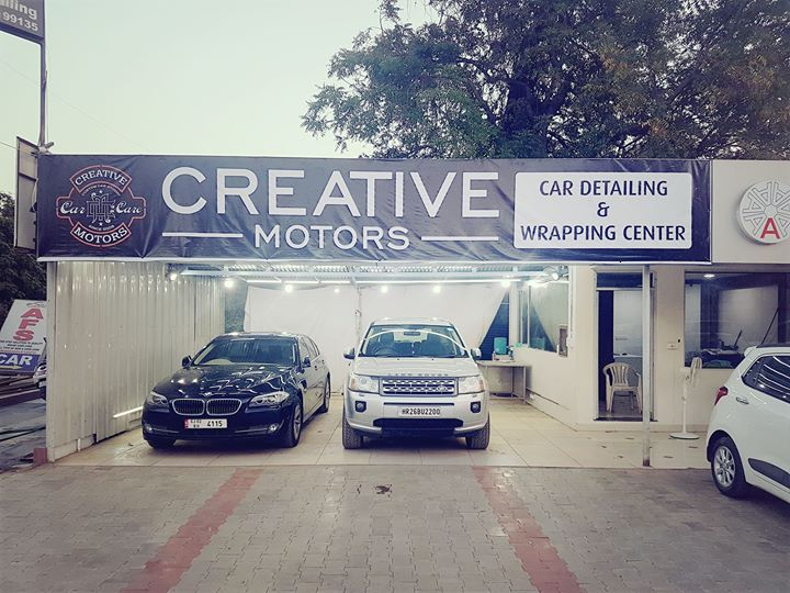 New Centre at SG Highway , Opp. Karnavati Club , near Shalby Hospital, Ahmedabad  Bookings Starts from Today  #cardetailing #highendcardetailing #ahmedabad #ceramiccoating #glasscoating #Original #Permanent #protection #India #Super #worldno1 #superhydrophobic #proud #proudmoments #Mercedes #BMW #Rangerover #Ahmedabad #Qualityovereverything  Creative Motors Ahmedabad  99099 99134
