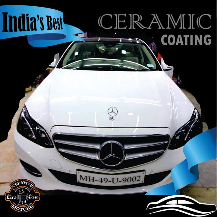 The best CERAMIC COATING you can get INDIA to protect your car from rust and corrosion this monsoon..Prepare yourselves since monsoons are just around the corner! Keep your cars shiny and new! Pre book appointments on 9909999135