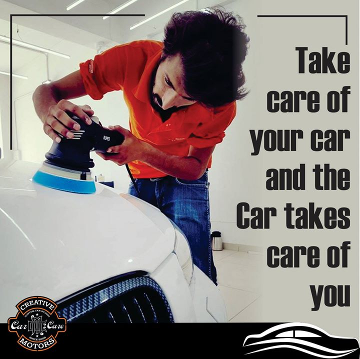Creative Motors, Car Spa, Car Services | Professional Car Wash & Detailing Centre