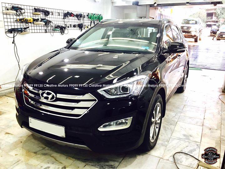 Hyundai Santa Fe  got