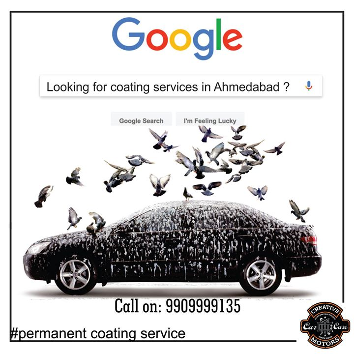 For years motorists have been advised that acid in bird droppings was to blame for unsightly blemishes and patches on their cars' paintwork. However, damage actually results from cooling paint lacquer which contracts and hardens around the deposits. The good news is that damage can usually be avoided – but only if owners act fast.  #CeramicCoating protects your car from getting scratches , blemishes and patches from bird droppings. It also has the following #Pros:  1. The Best Car Paint Protection 2. Ceramic Coatings Last Longer 3. Car Stays Cleaner 4. Eliminates the Need for Car Wax  5. Cost Effective  Bonus Benefit – Makes your car look brand new !!
