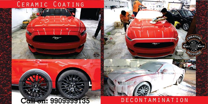 Creative Motors,  DecontaminationProcess, polishing., CoatingProcess, Quality, Car, creativemotors, Royalenfield, bikes, bikers, Cars, carspa, microdetailing, GlassCoatedTreatment, glasscoated, carfoamwash, foamwash, ceramiccoatings, coatings, glasscoatings, waterrepellant, scratchproof, minicooper, supercars, Rajkot, ahmedabad