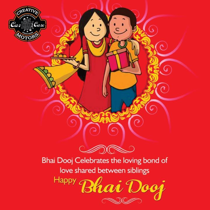 Happy Bhai Dooj !