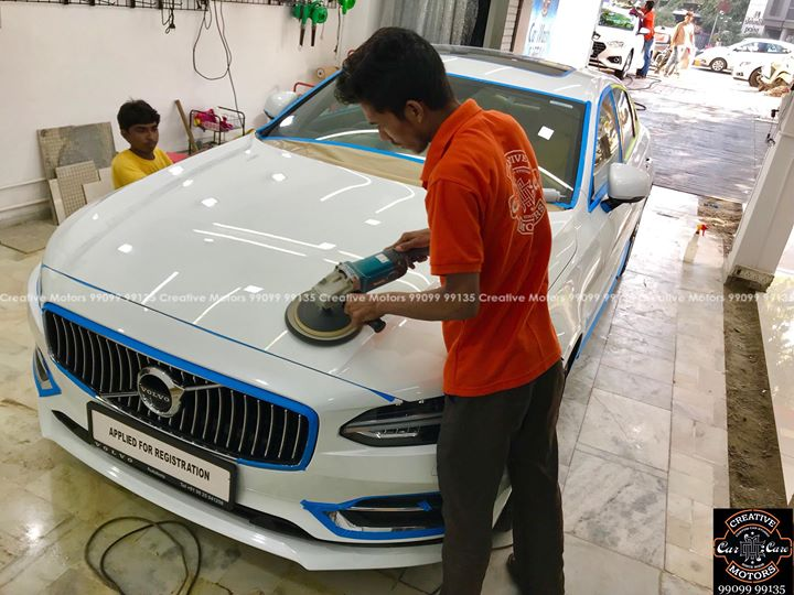 Creative Motors,  Volvo, S90, Ceramic, Glass, Coated, CreativeMotorsAhmedabad, Ceramic, Glass, Coated, Benefits:, creativemotors, bikes, bikers, Cars, carspa, microdetailing, ceramiccoatings, coatings, glasscoatings, waterrepellant, scratchproof, minicooper, supercars, volvos90, volvo, Rajkot, ahmedabad, qualityovereverything