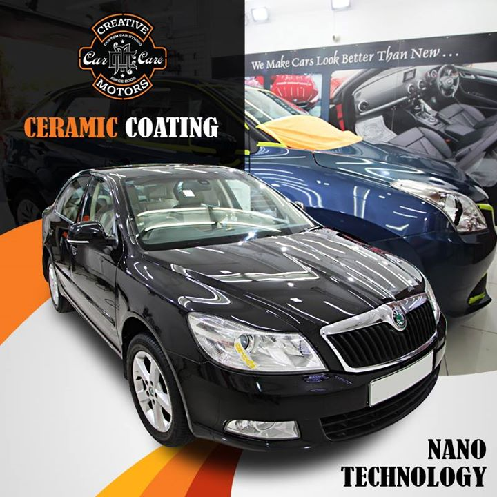 Discover how #ceramic  #coating will turn your car into your favorite place in the world.  Ceramic Coating Gives Protection against.. #minor #scratches, #rock #chips,  #oxidation,  #acid #rain,  #bird #droppings and #bugs   #specialistforceramiccoating  ☎️ Call or Whats App - +91 99099 99135  Address: Creative Motors Ahmedabad Gf - 1,2 Urvashi Complex, Mithakhali Six Roads, Ahmedabad  #carservices #carspa #carwash #creative #motors #details #detailsmatter #luxury #luxuriouscars #shine #automobile #standout #live #pictures #reality #ahmedabad #carlove #speed #clean #thrill #exquisite
