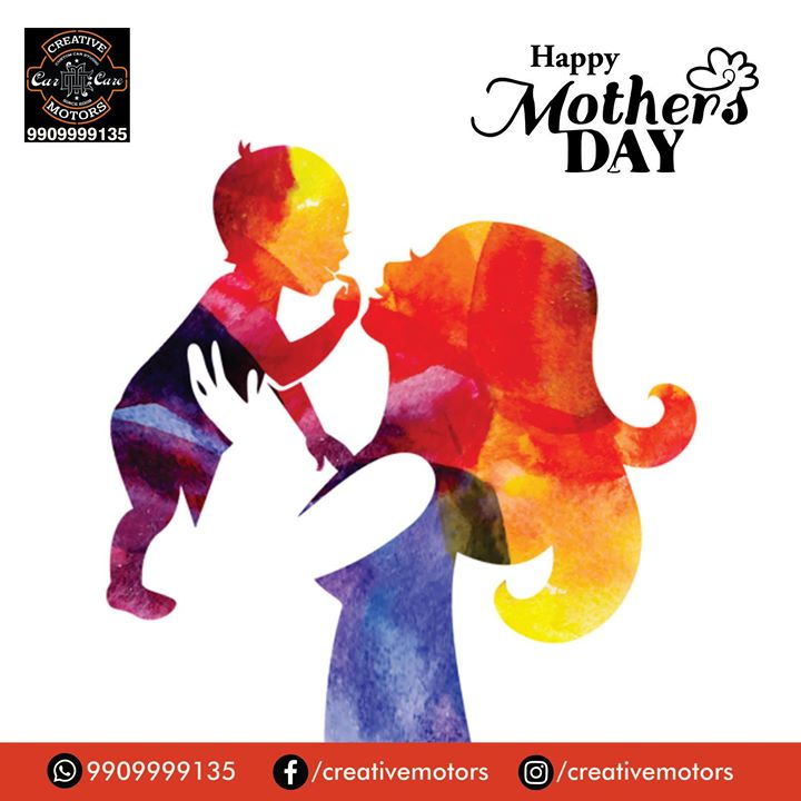 To the walking Miracle of our lives ! A very Happy Mother's Day !! #Tag your mother's and make them feel special !