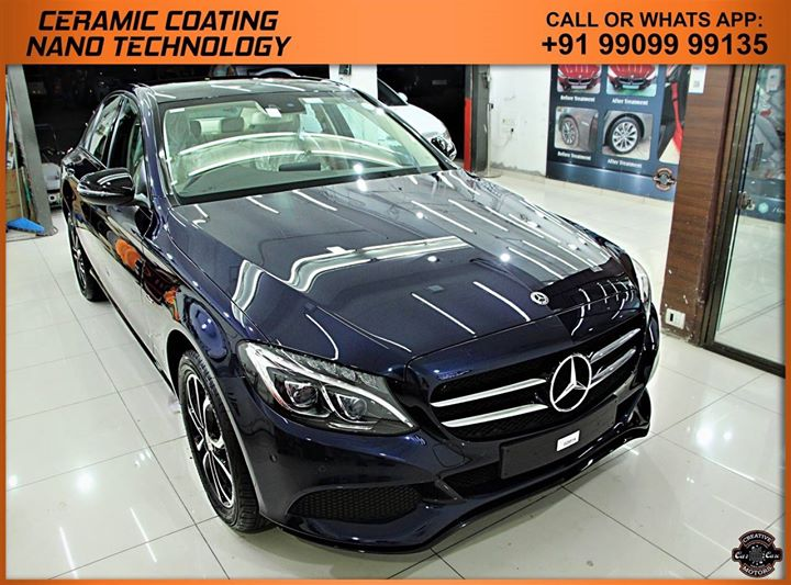 Marvelous blue #Mercedes has all its charm but with Ceramic coating done at Creative Motors Ahmedabad adds some more glamour quotient to it....  😍 ❣️  Benefits of Ceramic Coating 👇  🔺9H Hardness coat  🔺Remove swirl marks  🔺Weather Resistance  🔺Mirror finish  🔺UV rays  🔺Water & Dust Repellent  #specialistforceramiccoating  Address: Creative Motors Ahmedabad GF 12,13 ZION Prime, Near Bagban Party Plot, Off SindhuBhavan Road, Ahmedabad & Creative Motors Ahmedabad Gf - 1,2 Urvashi Complex, Mithakhali Six Roads, Ahmedabad  ☎️ Call or Whats App - +91 99099 99135