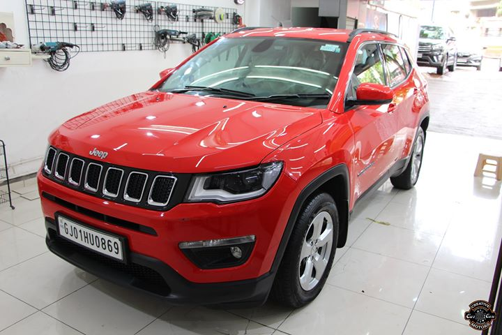 Creative Motors,  Jeep, Compass, specialistforceramiccoating