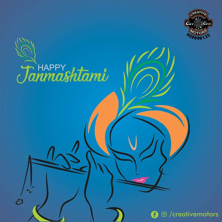 Creative Motors,  HappyJanmashtami