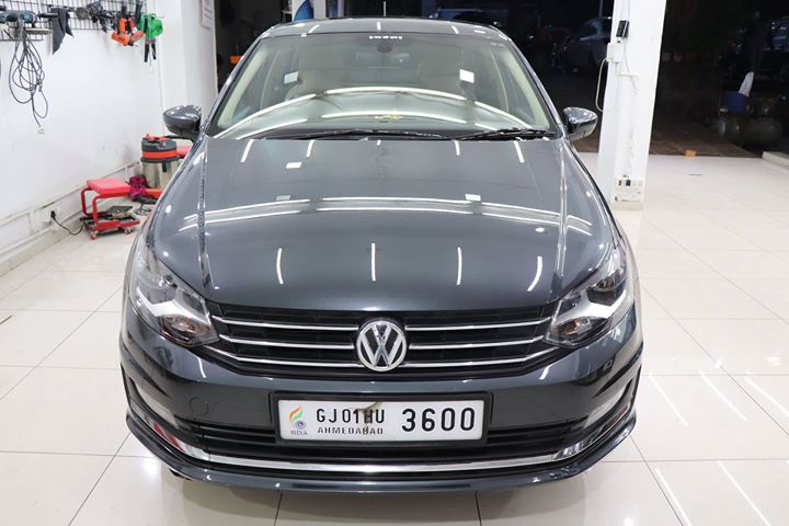 #Volkswagon #Vento got 9H Ceramic Coating at Creative Motors Ahmedabad  Benefits of Ceramic Coating👇 🔺9H Hardness coat 🔺Remove swirl marks 🔺Weather Resistance 🔺Mirror finish 🔺UV rays 🔺Water & Dust Repellent  #specialistforceramiccoating  Address:  Creative Motors Ahmedabad GF 12,13 ZION Prime, Near Bagban Party Plot, Off SindhuBhavan Road, Ahmedabad  &  Creative Motors Ahmedabad Gf - 1,2 Urvashi Complex, Mithakhali Six Roads, Ahmedabad  ☎️ Call or Whats App - +91 99099 99135  #carservices #carspa #carwash #creative #motors #details #detailsmatter #luxury #luxuriouscars #shine #automobile #standout #live #pictures #reality #ahmedabad #carlove #speed #clean #thrill #exquisite #bmw #5series
