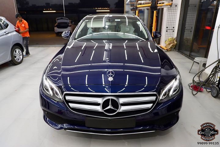 Creative Motors,  Ceramic, Coating, Mercedes, E220d, specialistforceramiccoating, highend, cardetailing, carwash, creative, motors, details, detailsmatter, luxury, luxuriouscars, shine, automobile, standout, live, pictures, reality, ahmedabad, carlove, qualityovereverything