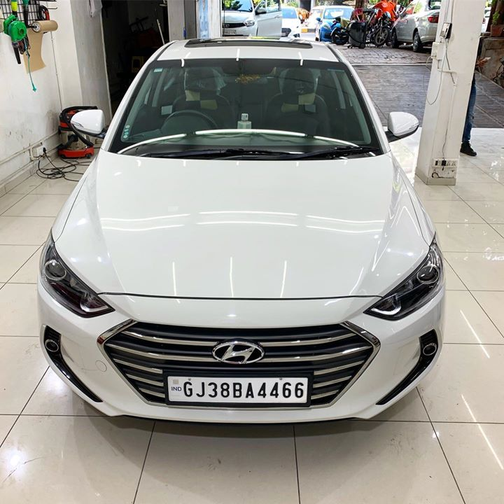 1 Year After Ceramic Coating on This Hyundai Elantra   Check the Finishing of The Paint 🔥  Get the Best & Genuine Ceramic Coatings at Creative Motors   #creativemotors  www.creativemotors.in Call-9909999135