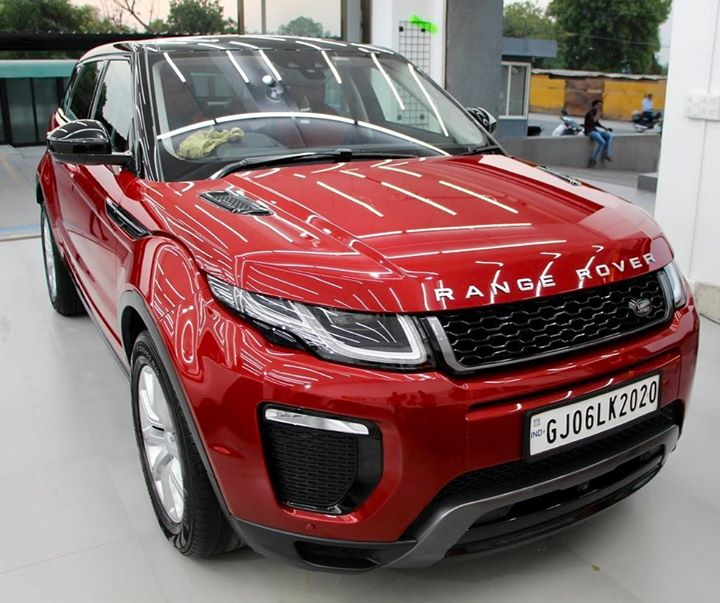 Range Rover Evoque Protected by Ceramic Coating 🔥  #CreativeMotors We Make Cars Look even better than New  We Do All Segment Cars in Ahmedabad & Rajkot  For More Details :  Call- 9909999135 or Visit-www.creativemotors.in  #ceramiccoating #nanoceramiccoating #glasscoating #creativemotors #qualityovereverything  @ Creative Motors Thaltej