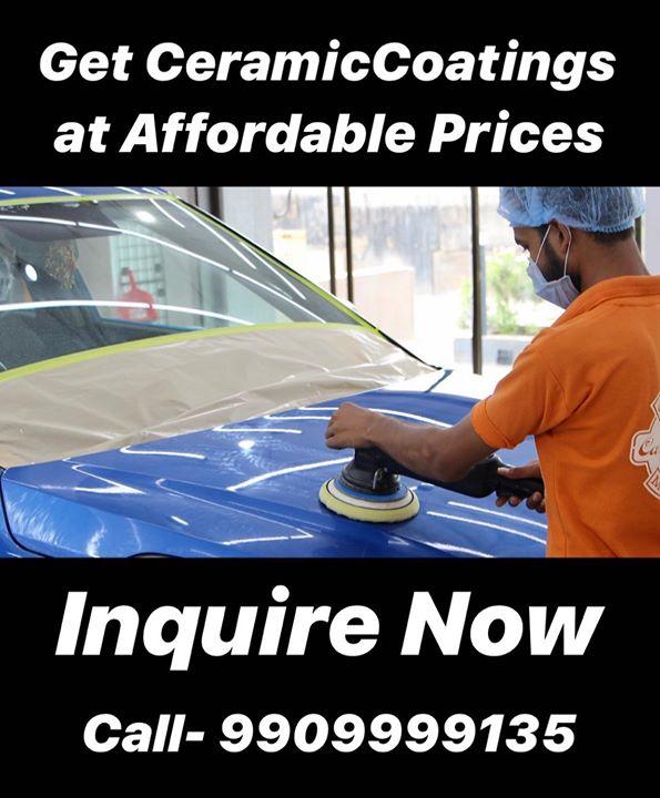 Creative Motos, Car Spa, Car Services | Professional Car Wash & Detailing Centre