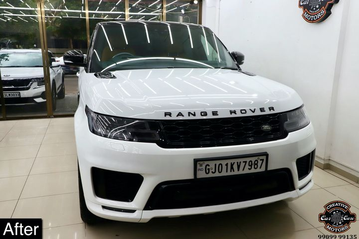 Creative Motors,  RangeRover, Evoque, Ceramic, Coating, specialistforceramiccoating, creativemotorsahmedabad🔝, cardetailing, highendcardetailing, ahmedabad, ceramiccoating, glasscoating, Original, Permanent, protection, India, Super, worldno1, superhydrophobic, Diamond, proud, proudmoments, Mercedes, Ahmedabad, Rajkot, Qualityovereverything