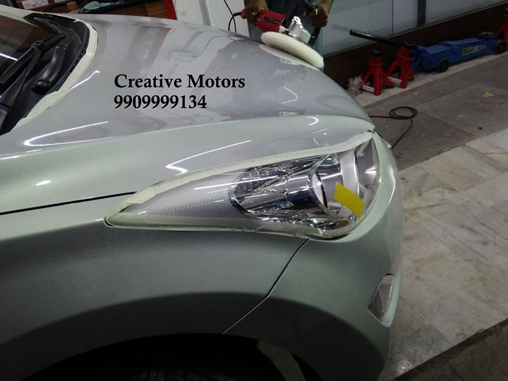 It doesnt matter how old your CAR is...  We Make it Looking New...  'Creative Motors' 9909999134