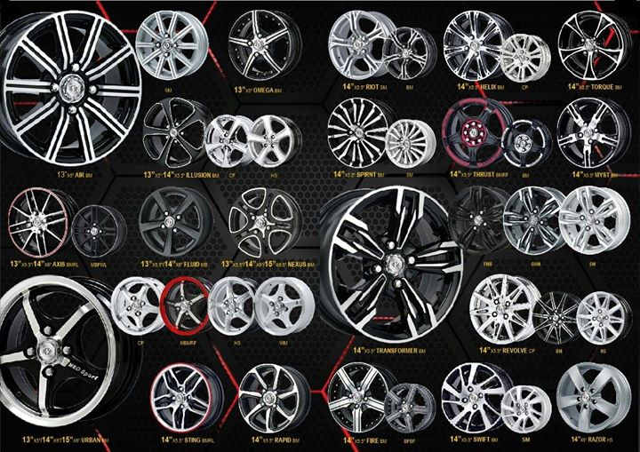 The term rims is slang for fancy or customized wheels on a car.  Rims add a touch of style to any car.  Our wide range of rims and tires includes the industry's top rims. Whether you need black rims, cheap rims, chrome rims, or rim and tire packages, Creative Motors has the right combination for you.  Come to Creative Motors for wide range of Variety n Style.  Visit Us at Creative Motors Add :- 1&2, Ground Floor. Urvashi Complex, Mithakhali Cross roads, Navrangpura, Ahmedabad, India 380009 You can also Call Creative Motors on +91-9909999135