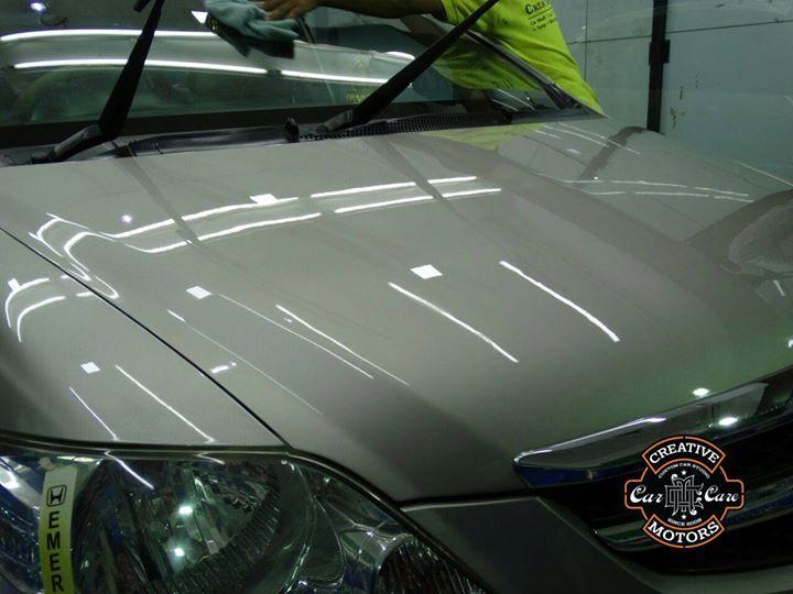 Creative Motors,  creativemotors, ahmedabad, glasscoating, carwash, cardetailing, carparts, glasscoattreatment