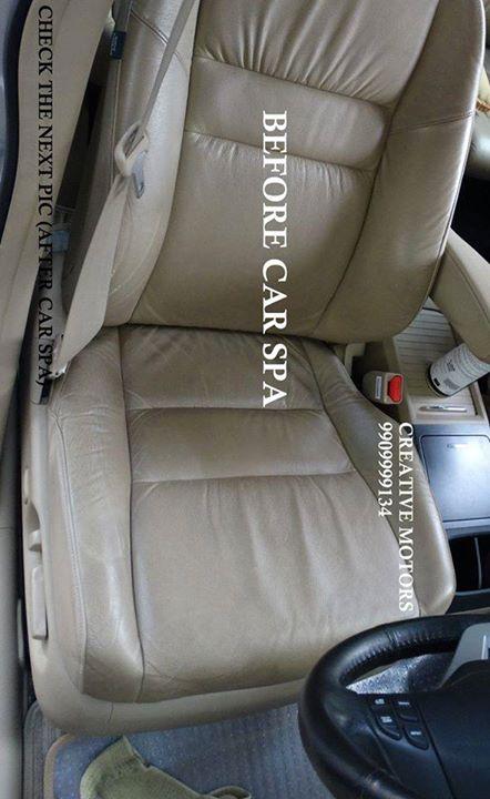 Creative Motors,  creativemotors, ahmedabad, carwash, cardetailing, carparts, carspa, carinteriordetailing