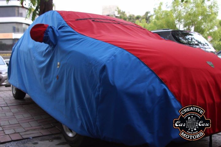 Creative Motors,  creativemotors, ahmedabad, carcover, waterproofcarcover, caraccessories, cardetailing, carparts, carspa
