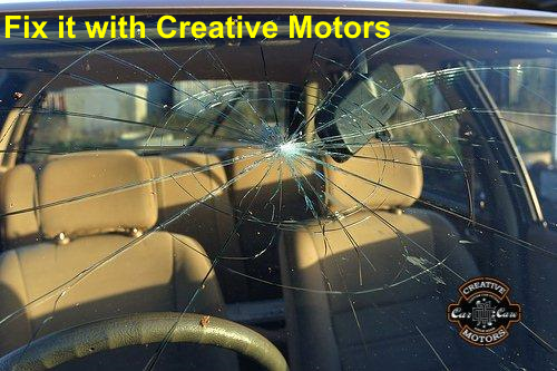 Broken Glass/Windshield???  Windshield damage is frustrating – now you have to get it fixed. The good news is that if you have a chip or crack that's long or smaller, a quick windshield repair may be all you need.  Fix it at 'Creative Motors'  Speak to us now for more information on +91-99099 99135 or 079 26421200 ...  Add :- 1&2, Ground Floor. Urvashi Complex, Mithakhali Cross roads, Navrangpura, Ahmedabad, India 380009