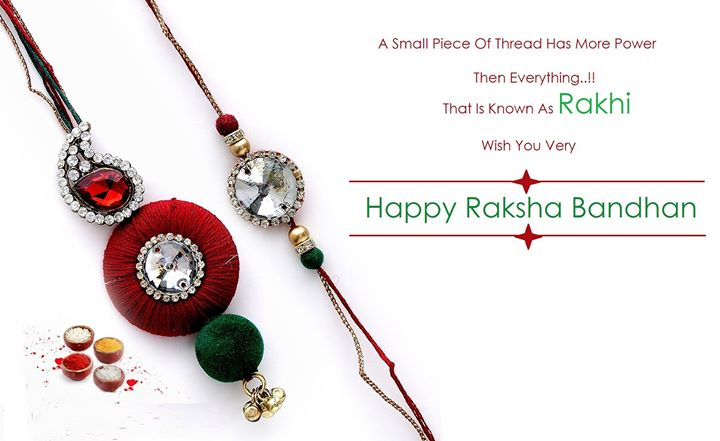 Raksha Bandhan is not just about rakhi, roli and mithai... It's also about the unique bond between a brother and a sister. Celebrate the beautiful bond you share.  Wish You Happy Raksha Bandhan To All Siblings. - Team Creative Motors