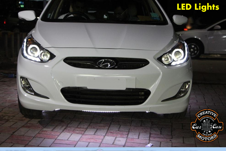 How do you make people notice you at night? Simply install some #LEDlights and people will see you coming from miles away.  #LED #Lights are the easiest and most cost effective ways to add some style and head turning ability to your car.   Check out what we have for your ride.  Ring On >>> +91 99099 99135 or 079 26421200  Add :- 1&2, Ground Floor. Urvashi Complex, Mithakhali Cross roads, Navrangpura, Ahmedabad, India 380009