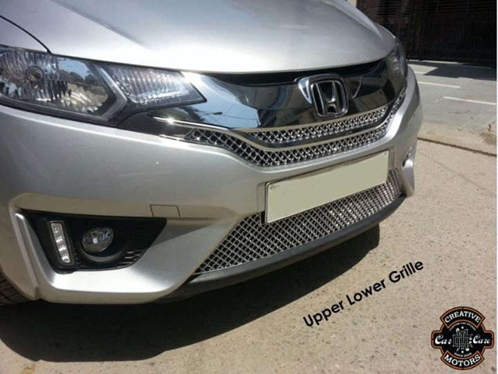 Worried about the damage kicked-up road debris can inflict on your car? Well, stop your worrying, because these particles are no match against a durable #Grille. This grille keeps your engine bay protected from small rocks, bugs, and rubble thrown up by the road.   Available in different styles and designs, this grille can easily give your vehicle a customized look.   Tel/Whatsapp : +91-99099 99135 or 079 26421200  Add :- 1&2, Ground Floor. Urvashi Complex, Mithakhali Cross roads, Navrangpura, Ahmedabad, India 380009