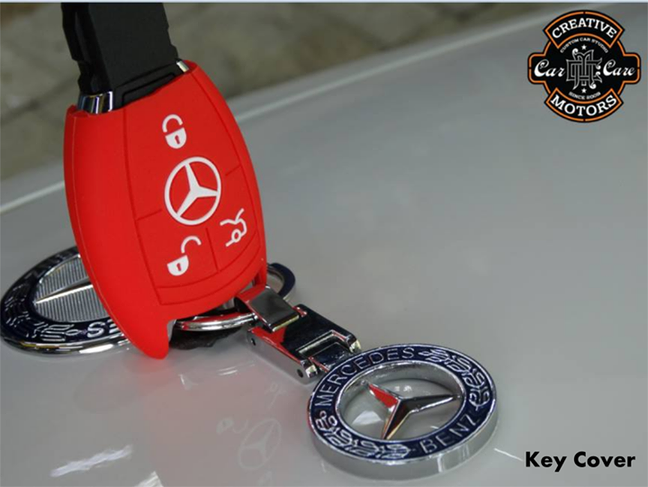 A stylish Silicone #keycover - Made for the protection of your car keys.This #CarkeyCover makes an eye catcher of the original black key !!!   Give your car #key a fancy look!  Tel/Whatsapp : +91-99099 99135 or 079 26421200  Add :- 1&2, Ground Floor. Urvashi Complex, Mithakhali Cross roads, Navrangpura, Ahmedabad, India 380009