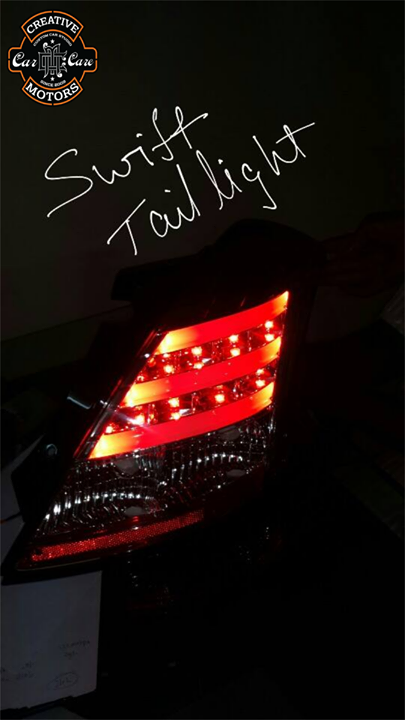 What do you think of these new Tail lights from #swift ? Will they become the next big thing?  Take a moment to peruse the array of #automotive lighting products we have on offer.Whether you just want replacement auto light #bulbs or replacement #taillights, or want to upgrade to bright #LEDbulbs and custom #light fixtures, we have what you're looking for.  Keep your holiday travels well-lit with our headlights & tail lights.  Tel/Whatsapp : +91-99099 99135 or 079 26421200 Add :- 1&2, Ground Floor. Urvashi Complex, Mithakhali Cross roads, Navrangpura, Ahmedabad, India 380009