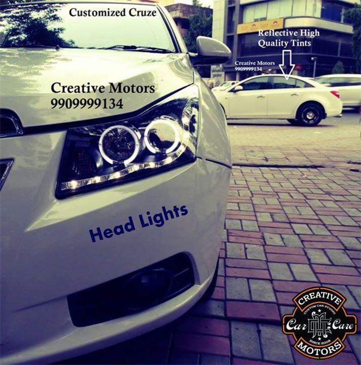 Creative Motors,  headlights, headlight, creativemotors, ahmedabad, caraccessories, cardetailing, carspa, microdetailing, GlassCoatedTreatment, glasscoated, carfoamwash, foamwash